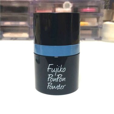 Fujiko Ponpon Powder/Fujiko/その他スタイリングを使ったクチコミ(1枚目)