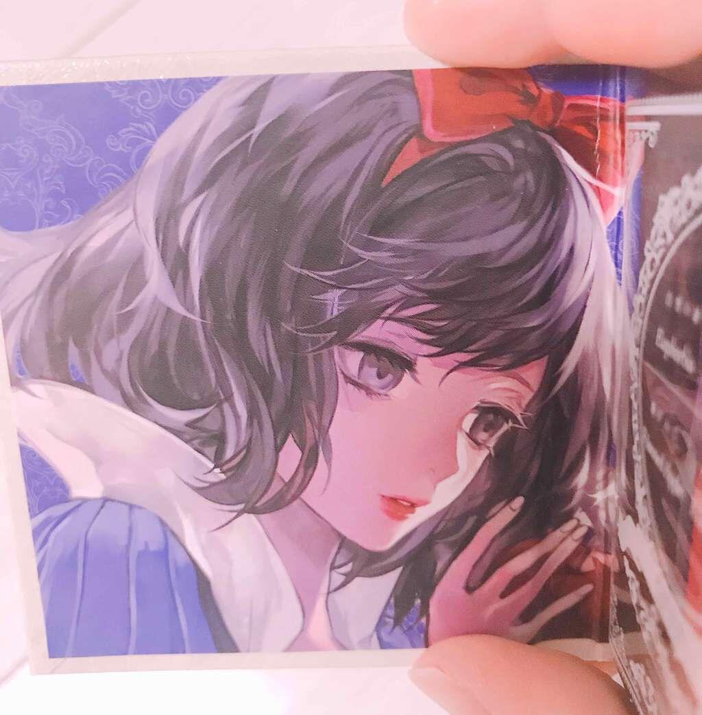 Tcb童話シリーズ 人魚姫をモチーフにしたアイシャドウ Cosme Playの画像 動画一覧 Lips