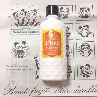 オイルインボディミルク シトラスブーケの香り/モイスト・ダイアン/ボディローション・ミルク by きのこ