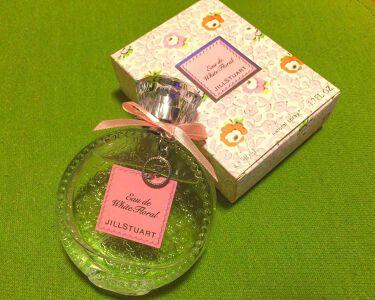 703zさんの「ジルスチュアートジルスチュアート リラックス オード ホワイトフローラル<香水(レディース)>」を含むクチコミ