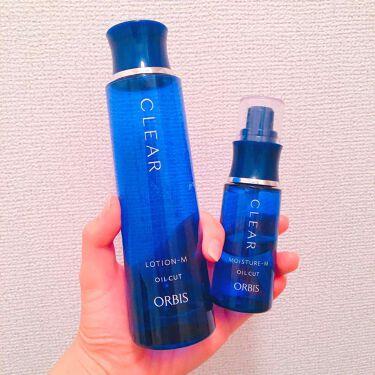 ❁おきく❁さんの「オルビス薬用 クリアローション M(しっとりタイプ)<化粧水>」を含むクチコミ