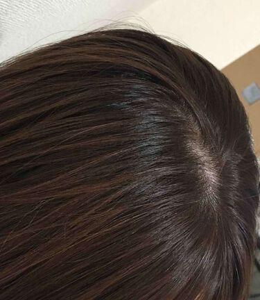ミルクジャムヘアカラー/ルシードエル/ヘアカラー・白髪染め・ブリーチを使ったクチコミ(3枚目)