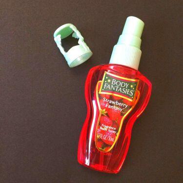 あ ん ず ぅさんの「ボディファンタジーボディスプレー ストロベリー<香水(その他)>」を含むクチコミ