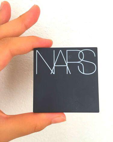デュアルインテンシティーブラッシュ/NARS/パウダーチークを使ったクチコミ(1枚目)