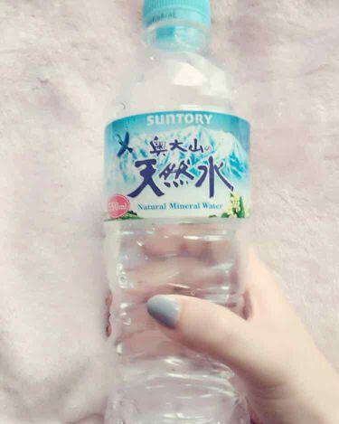 姫さんの「サントリー天然水(奥大山)<ドリンク>」を含むクチコミ