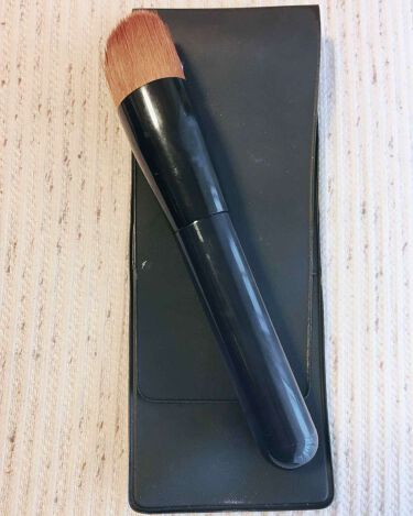 ファンデーションブラシ 131/SHISEIDO/メイクブラシを使ったクチコミ(1枚目)