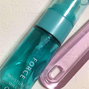 アクアフォースローションL(さっぱり)/ORBIS/化粧水を使ったクチコミ(1枚目)