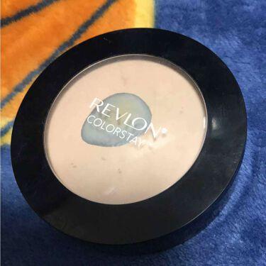 カラーステイ プレスト パウダー N/REVLON/プレストパウダーを使ったクチコミ(1枚目)