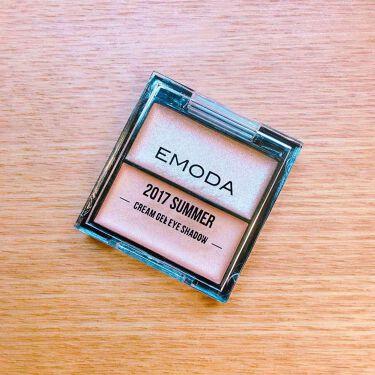 EMODA×JELLY/エモダ コスメティクス/ジェル・クリームチークを使ったクチコミ(1枚目)