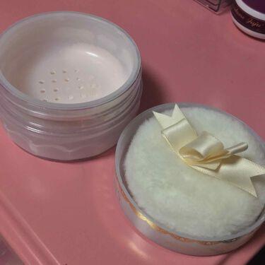 ボディパフパウダーN UV(サラの香り)/SALA/その他ボディケアを使ったクチコミ(2枚目)