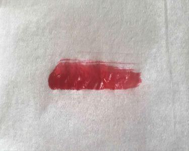 ディアダーリン ウォータージェルティント/ETUDE HOUSE/口紅を使ったクチコミ(2枚目)