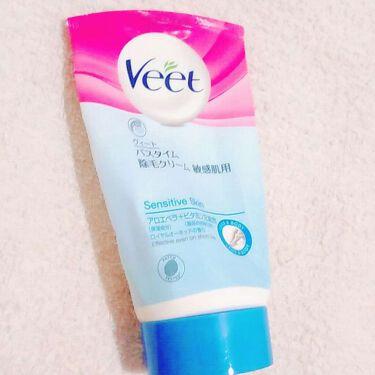 ル キさんの「Veet(ヴィート)ヴィート バスタイム除毛クリーム 敏感肌用<脱毛・除毛>」を含むクチコミ