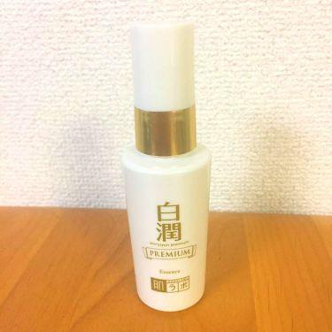 白潤 プレミアムW美白美容液/肌ラボ/美容液を使ったクチコミ(1枚目)