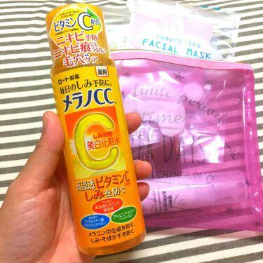 薬用しみ対策 美白化粧水/メンソレータム メラノCC/化粧水 by みこ