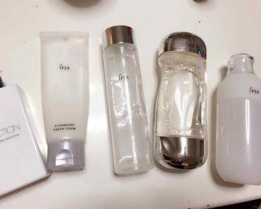 メタボライザー センシティブ 1/IPSA/化粧水を使ったクチコミ(1枚目)