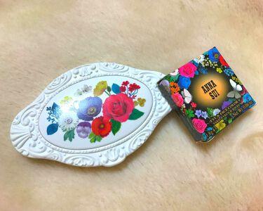 メイクアップ パレット/ANNA SUI/その他化粧小物を使ったクチコミ(2枚目)