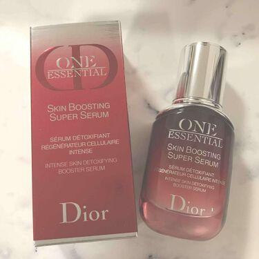 ワン エッセンシャル セラム/Dior/美容液を使ったクチコミ(1枚目)