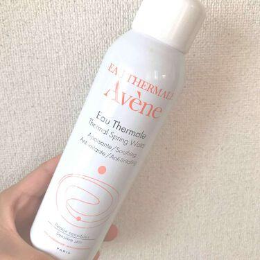 アベンヌ  ウオーター/アベンヌ/ミスト状化粧水を使ったクチコミ(1枚目)