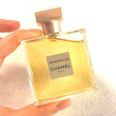 a1e377b601d7 ガブリエル シャネル オードゥ パルファム (ヴァポリザター)/CHANEL/香水(レディース)を使っ ...