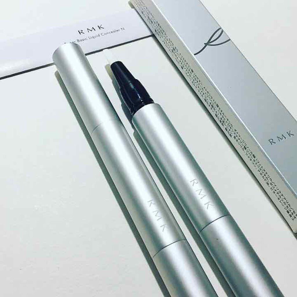 スーパーベーシック リクイドコンシーラー N/RMK/コンシーラー by もここ