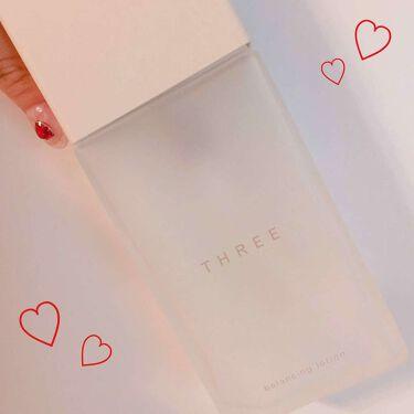 バランシング ローション/THREE/化粧水 by ♥Miri♥
