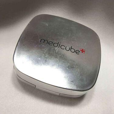 MEDICUBE RED CUSHION/MEDICUBE(メディキューブ)/クッションファンデーションを使ったクチコミ(1枚目)