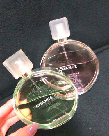 ぺんぺん🐧さんの「CHANELチャンス オー タンドゥル オードゥ トワレット(ヴァポリザター)<香水(レディース)>」を含むクチコミ