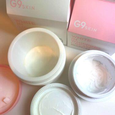 G9SKIN WHITE IN WHIPPING CREAM/berrisom/フェイスクリームを使ったクチコミ(2枚目)