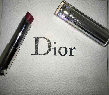 ディオール アディクト リップスティック/Dior/口紅を使ったクチコミ(2枚目)