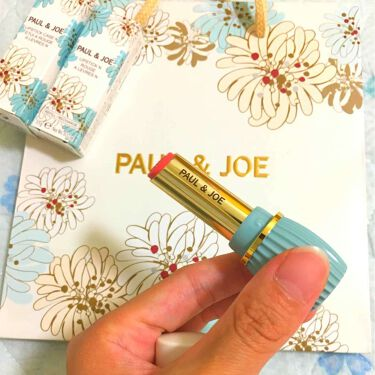 リップスティック N/PAUL&JOE BEAUTE/口紅を使ったクチコミ(3枚目)
