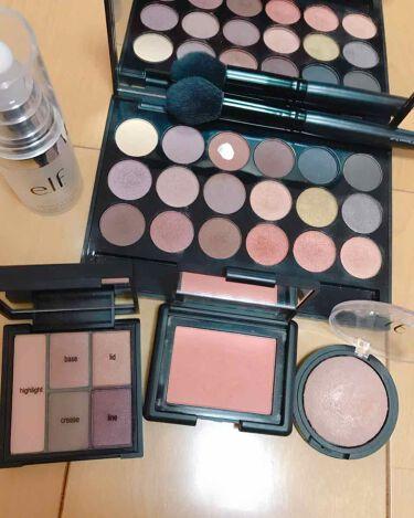 Mineral Infused Face Primer/e.l.f/化粧下地を使ったクチコミ(2枚目)