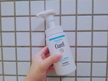 泡洗顔料/Curel/洗顔フォーム by 赤りんご
