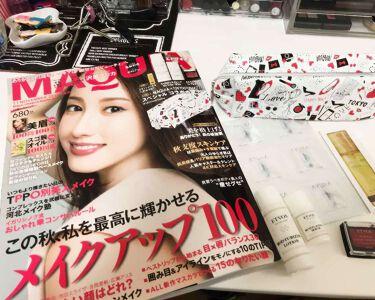 雑誌付録/MAQUIA/メイクブラシを使ったクチコミ(1枚目)
