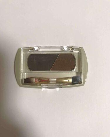 エバビレーナ アイブローパウダー/DAISO/パウダーアイブロウを使ったクチコミ(1枚目)