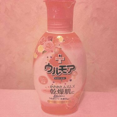 アルパカ。さんの「ウルモア保湿入浴液 ウルモア クリーミーローズの香り<入浴剤>」を含むクチコミ