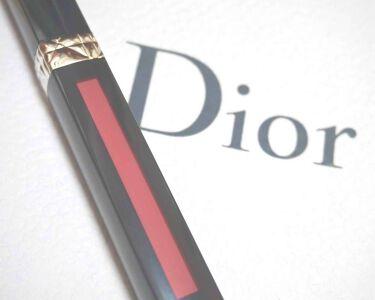 ルージュ ディオール リキッド/Dior/口紅を使ったクチコミ(1枚目)