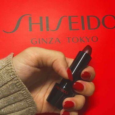 ルージュ ルージュ/SHISEIDO/口紅を使ったクチコミ(1枚目)