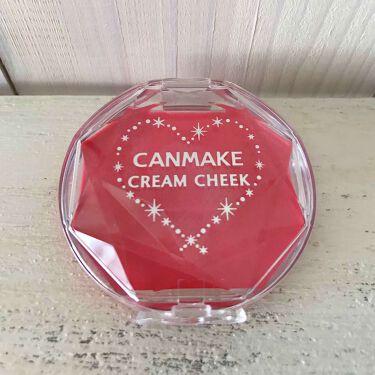 クリームチーク/CANMAKE/ジェル・クリームチーク by mii