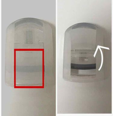 携帯用アイラッシュカーラー/無印良品/ビューラーを使ったクチコミ(2枚目)