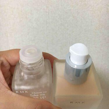 メイクアップベース/RMK/化粧下地を使ったクチコミ(2枚目)