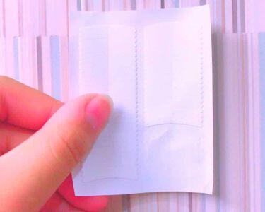 のび〜る アイテープ 両面テープタイプ/DAISO/二重まぶた用アイテムを使ったクチコミ(1枚目)