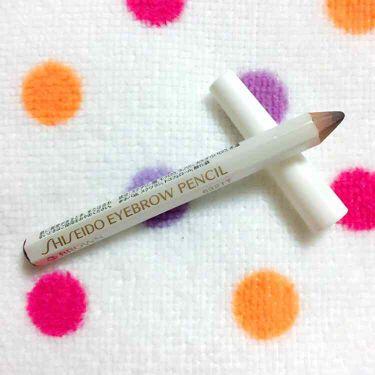 眉墨鉛筆/SHISEIDO/アイブロウペンシルを使ったクチコミ(1枚目)
