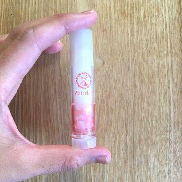 ウォーターリップ 無香料/メンソレータム/リップケア・リップクリームを使ったクチコミ(1枚目)