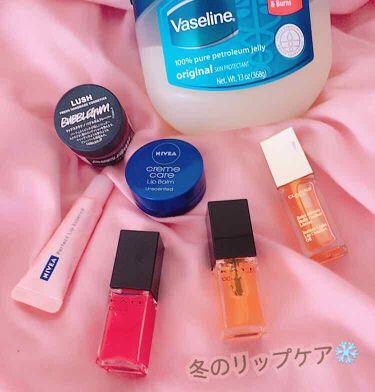 ✧ Mai ✧ さんの「ニベアニベア クリームケア リップバーム 無香料<リップケア・リップクリーム>」を含むクチコミ