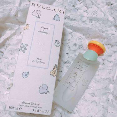 プチママン オードトワレ スプレータイプ/BVLGARI/香水(レディース)を使ったクチコミ(1枚目)