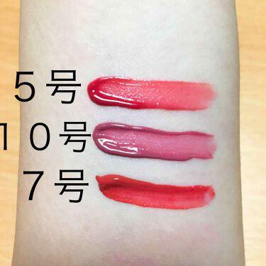 ぺリス インク ベルベット/PERIPERA/口紅を使ったクチコミ(2枚目)