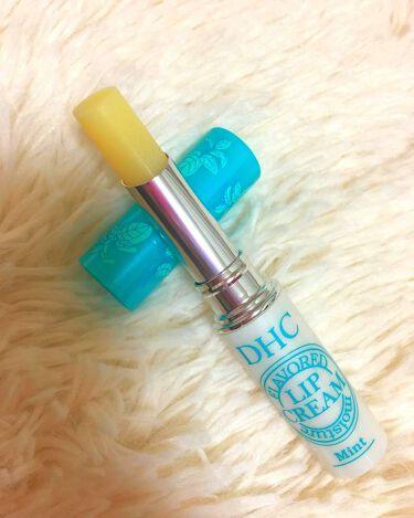 香るモイスチュアリップクリーム ミント/DHC/リップケア・リップクリームを使ったクチコミ(2枚目)