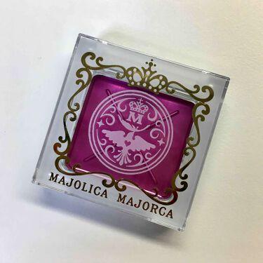 メルティージェム/MAJOLICA MAJORCA/ジェル・クリームチークを使ったクチコミ(1枚目)