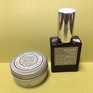シカミンさんの「AUX PARADIS (オゥパラディ)フルール オードパルファム(Fleur)<香水(レディース)>」を含むクチコミ