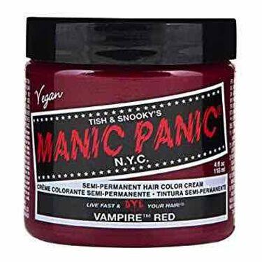 Mariaさんの「マニックパニックヘアカラークリーム<白髪染め・ヘアカラー・ブリーチ>」を含むクチコミ